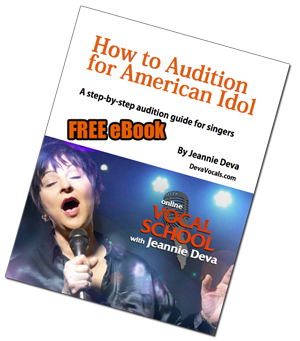 how to audition for american idol ebook